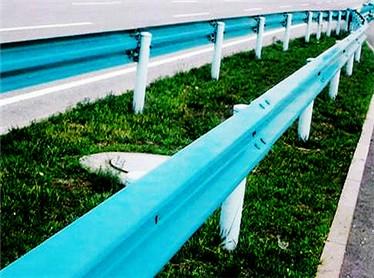 贵州公路喷塑波形护栏